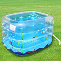 Hot Sale Cheap En71 ASTM Inflatable Baby Swimming Pool