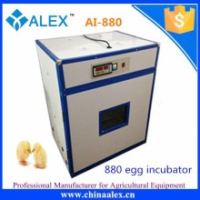 automatic cheap wholesale fertilized parrot eggs for sale with CE approved 880 eggs in stock