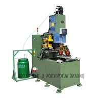 Automatic coil winding machine/wire and cable machinery/AC/DC electric motors