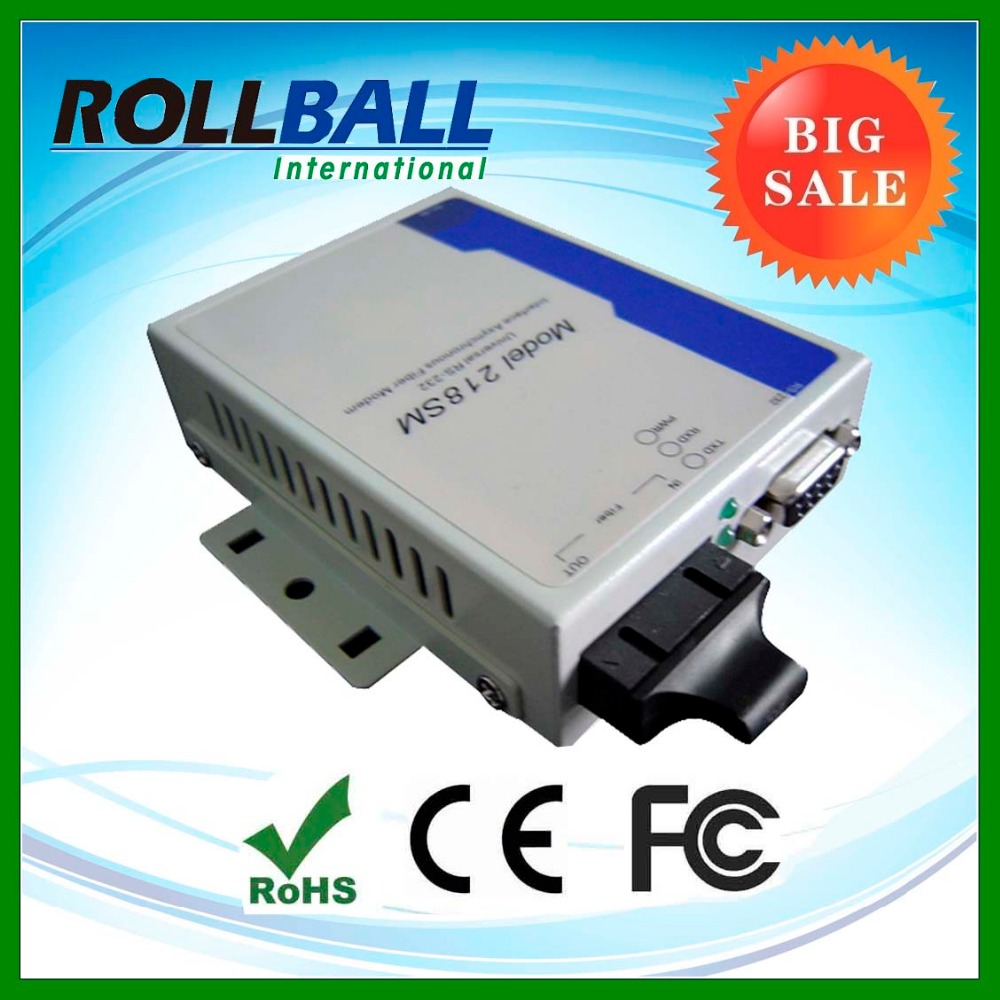 Competitive price ethernet modem fiber to rs232 converter