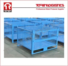 Logistic Steel Box Pallet Stillage Price(1200*1000mm/OEM)
