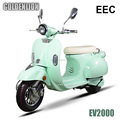 60V lithium battery electric scooter of Higih Quality with eec certificate