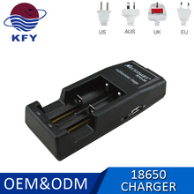 Quality Standard 18650 16340 3.6v nimh battery charger with power cord