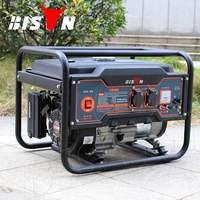 BISON(CHINA) BS2500M 2KW Strong Frame Household Factory Price Cheap Portable Welder Generators