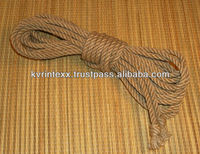High quality jute bamboo rope 46mm