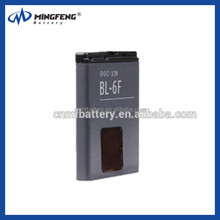 High Tech&quality alibaba hot selling rechargeable 18650 li ion battery for Nokia N79