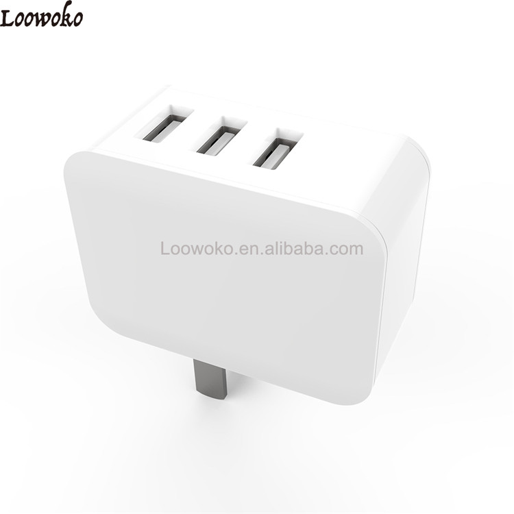High Speed Usb Wall Adapter Wall Charger