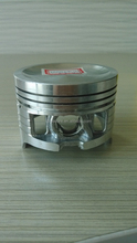 Motorcycle spare parts and accessories motorcycle piston for WAVE125