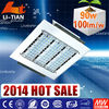 2014 hot sale 90w 120w 150w high power led gas station high bay light canopy light