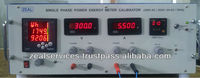Single Phase Power Meter Calibrator Standard