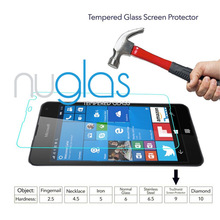 Hot Products !! 0.2mm 9H Tempered Glass screen protector for for Microsoft lumia 650 / 650XL for nokia lumia 520 glass film