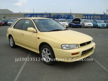 Japanese Used Car/2000 Model / SUBARU IMPREZA / CZ SPOLT / GF1