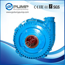 Large sphere passage solid sand suction slurry pump on boat