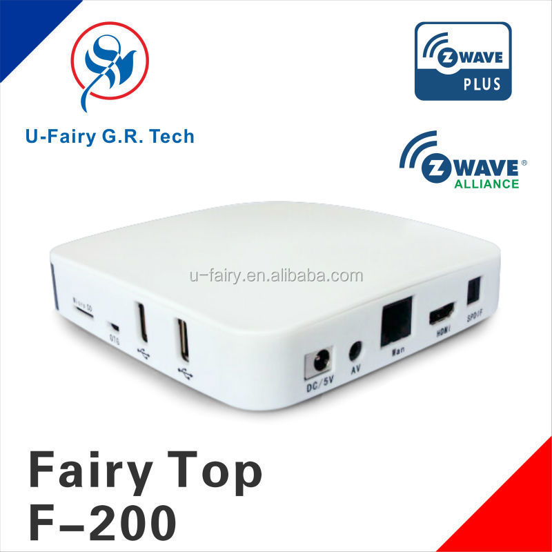 Best sale z-wave smart home gateway for smart house automation