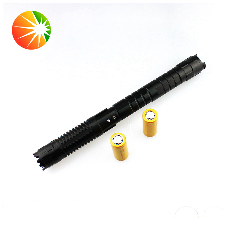 High Power 450nm Burning Blue Laser Pointer 3000mW for sale Powerful Laserpointer Rechargeable With 5 Caps