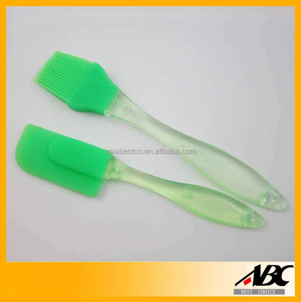 Food Grade Butter Spreader Silicone Set Knife