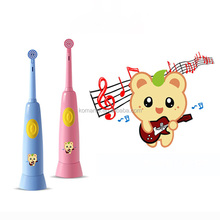 Children music funny electric toothbrush cheap price