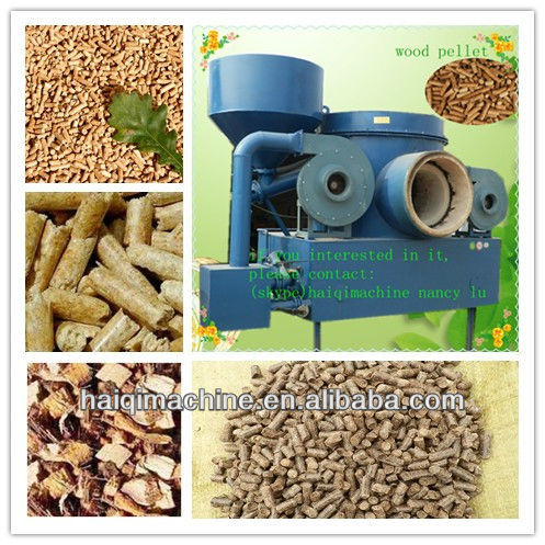 Biomass burner for oil burner