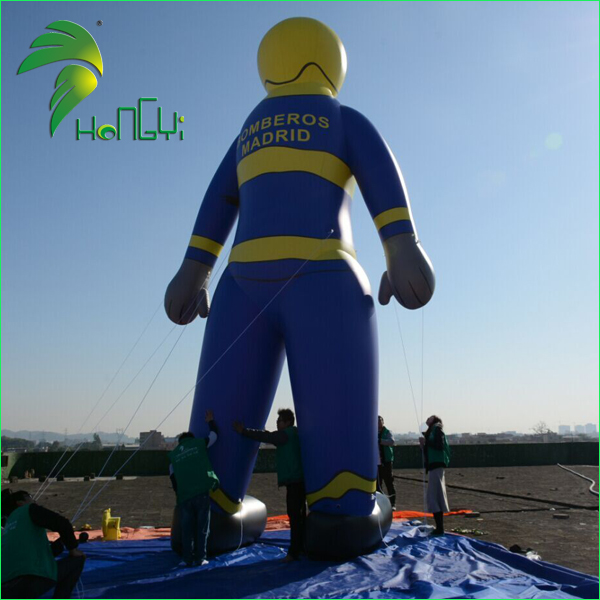 Custom Inflatable Cartoon Character , Character Shaped Inflatable Balloon