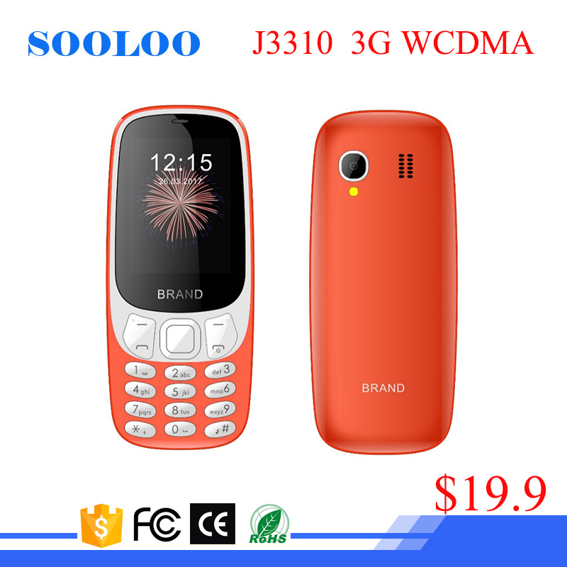 Hot Sale Best Made in China Small and Slim New Gsm Mobile Phone