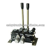 Hot selling sectional hydraulic manual directional control valve