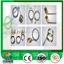 customized blow molding brass band heater