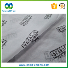 Custom printed cheap acid free tissue paper with company logo