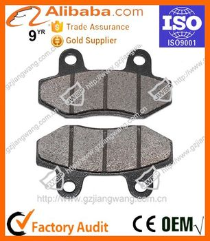 China Manufacturing Pastillas De Freno for Brake Pad