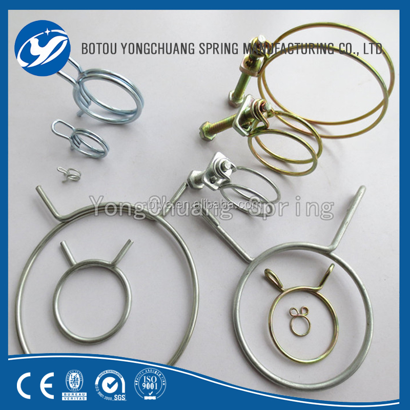 Retaining Metal Spring Clips For Automobile