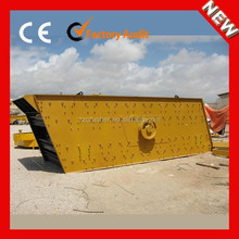 Newest YK series vibrating screen manufacturer for mineral,sand,coal