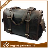 Quality handbag male leather bag, tote shoulder bag, casual handbags