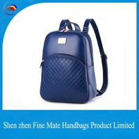 Top Selling Alibaba Supplier new arrival fashion solar leather backpack