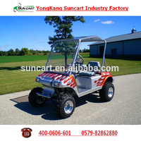 Utility 4 seater Golf Cart,Electric golf cart