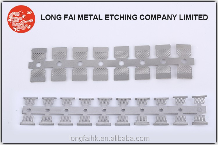 factory custom made high quality durable Etching Punching stainless steel barbecue grill mesh