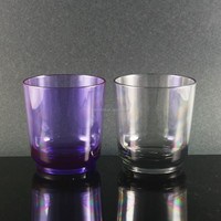 BPA free Plastic Acrylic Whisky glass cup