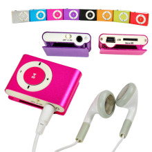 Cheap price Fashion And Personalized Mini Clip MP3 ,Top Selling Mini Clip Sport MP3 Player Manual
