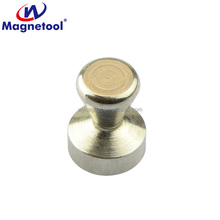 neodymium metal skittle magnet push pin magnet for whiteboard fridge