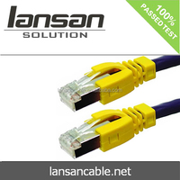 Ethernet, Patch Cord Cable, Cat5e FTP 24AWG Rj45, Stranded