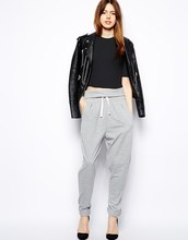 sweat pants for wholesale with turn-ups in wasit and slack bottom