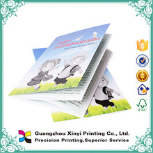 2016 Professional Made Good Quality Waterproof Childrens Famous Story Softcover Book