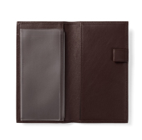 checkbook cover with divider good leather checkbook travel wallet