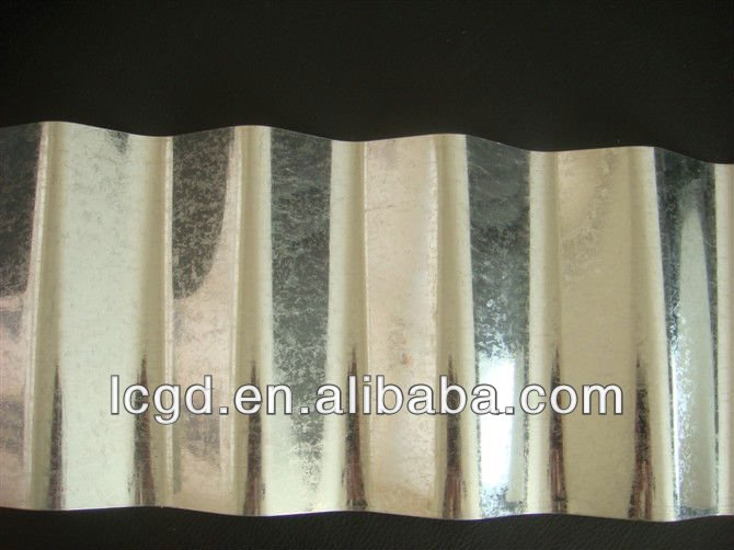 galvanized steel corrugated roof tile sheet for africa and south America market