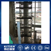 Covering Full Engineered Structures Steel Ring Lock Scaffolds