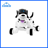 Smart Robot Dog Kids' Playmate Cookid Home Monitoring Electric Doggie