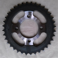 China Professional Motorcycle Sprocket Wheel Manufacturer