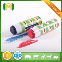 Veterinary Colored Marking Crayon Pen for Animals