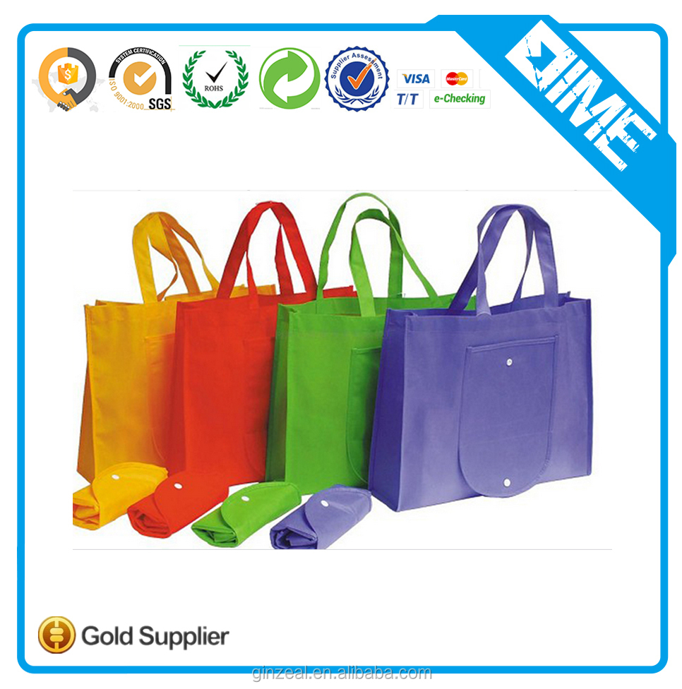 Hot Selling Hot Sale Custom Printing Gloss Laminated Pp Non Woven Bag