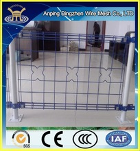 Beautiful and strong corrosion resistance of the double circle fence netting