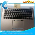 "Computer parts NEW for Macbook Pro Retina 13"" A1502 2013 Top Case Palmrest Keyboard 613-0984 US"