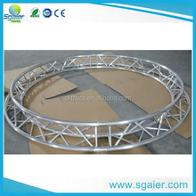 Spigot truss Mini curve triangle truss circle truss on sale